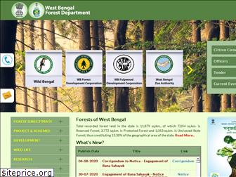 westbengalforest.gov.in
