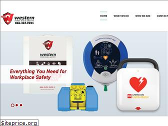 westernfirstaid.com