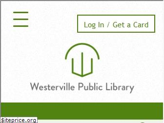 westervillelibrary.org