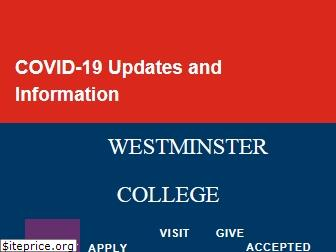 www.westminster.edu website price