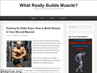whatreallybuildsmuscle.com