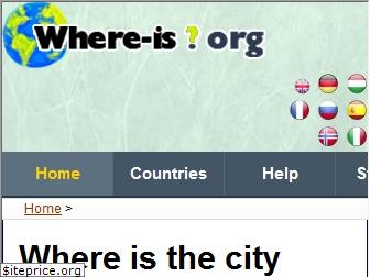 where-is.org