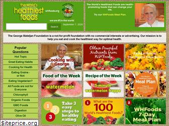 whfoods.org