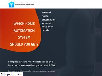 whichhomeautomation.com