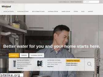 whirlpoolwatersolutions.com