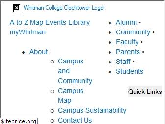 whitman.edu