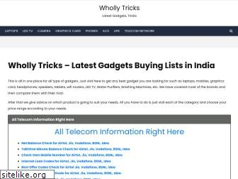 whollytricks.com