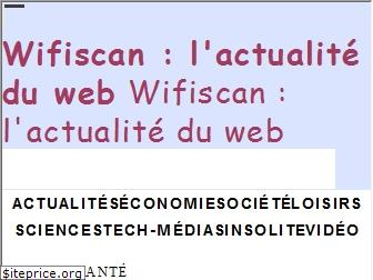 wifiscan.fr