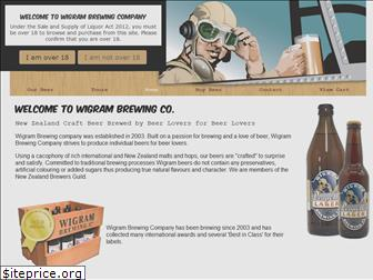 wigrambrewing.co.nz