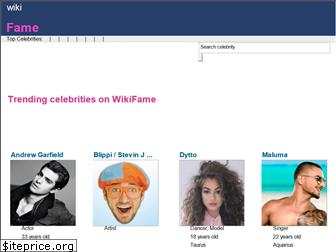 wikifame.org