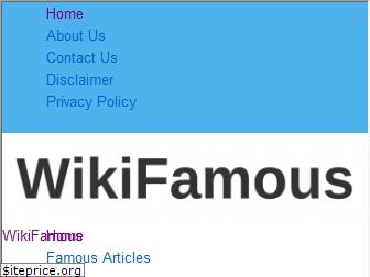 wikifamous.com