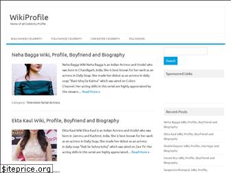 wikiprofile.in