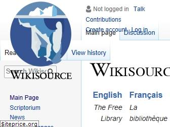wikisource.org