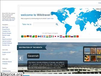 www.wikitravel.org website price