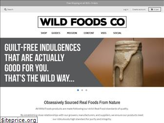 wildfoods.co