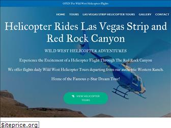 wildwesthelicopters.com