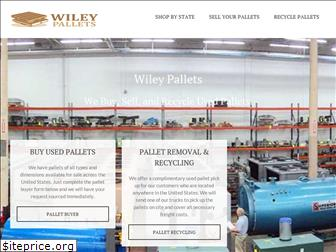 wileypallet.com