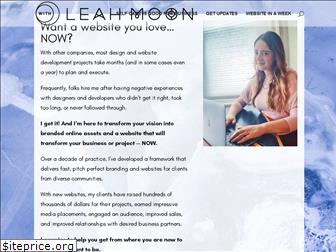 withleahmoon.com