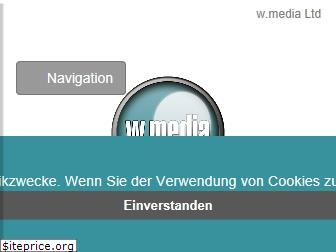 www.wmedia.de website price