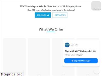 wnyholidays.in