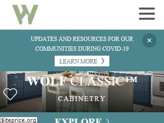 wolfhomeproducts.com