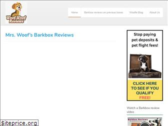 woofwoofreviews.com