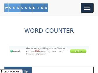 word-counter.org