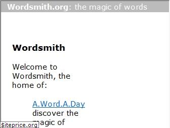 wordsmith.org