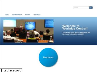 workday-irsc.weebly.com