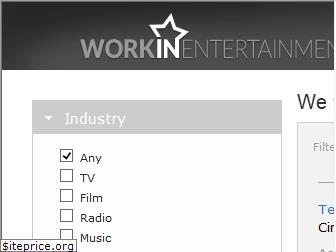 workinentertainment.com