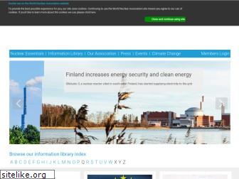 world-nuclear.org