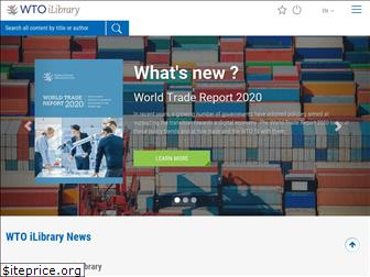 wto-ilibrary.org
