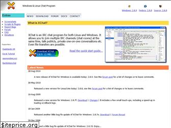 xchat.org