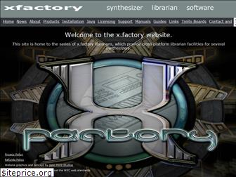xfactory-librarians.co.uk
