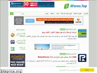 Xforex to login