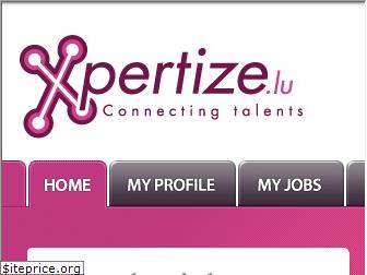 www.xpertize.lu website price