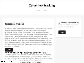 xpressbeestracking.in