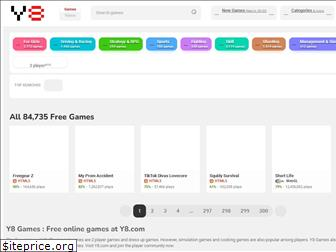 Juegos De Roblox De Y8 Top 77 Similar Web Sites Like Y8 Com And Alternatives