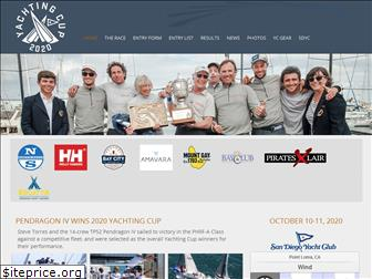 yachtingcup.com