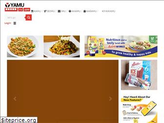 www.yamu.lk website price