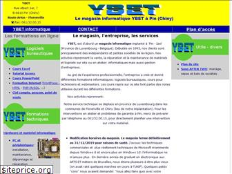 ybet.be