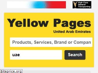 yellowpages-uae.com