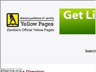 yellowpages.co.zm