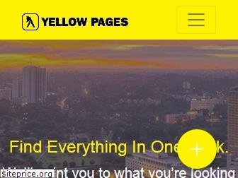 yellowpageskenya.com