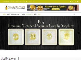 yellowsapphire.org.in