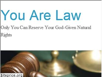 youarelaw.org