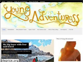 youngadventuress.com