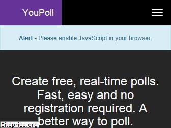 youpoll.me