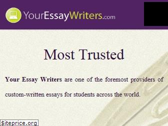 youressaywriters.com