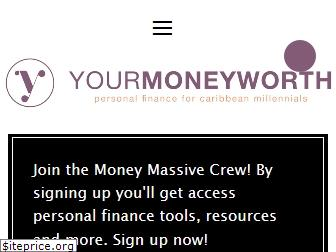 yourmoneyworth.com